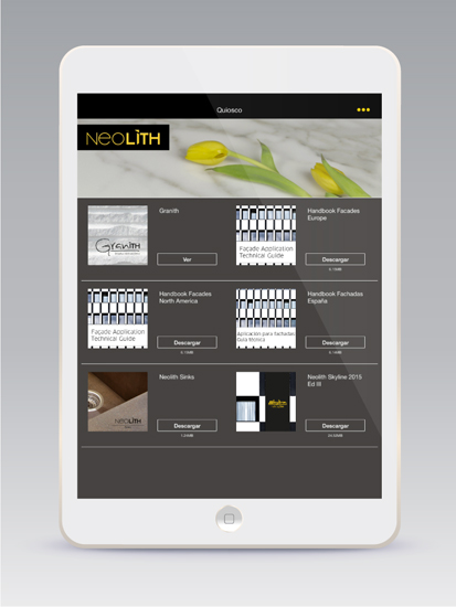 Company documents on your iPhone, smartphone or iPad.