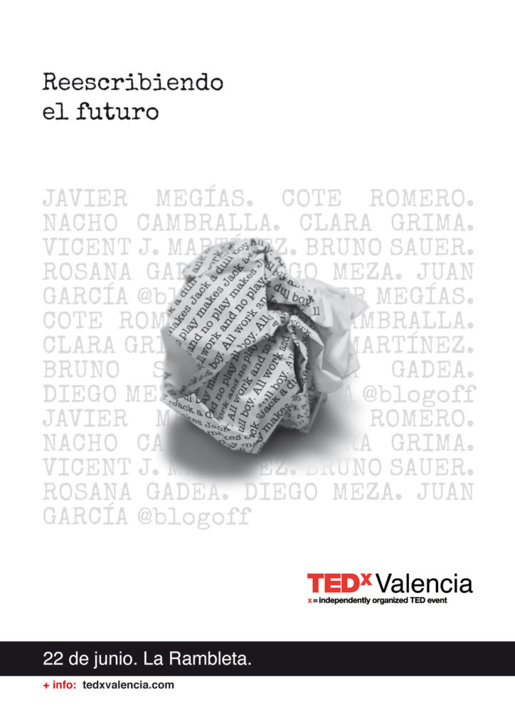 TedX Valencia · Ted Event